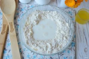 Воздушное печенье медовое - фото шаг 3