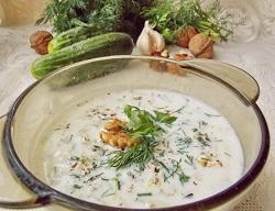 Первые блюда болгарской кухни