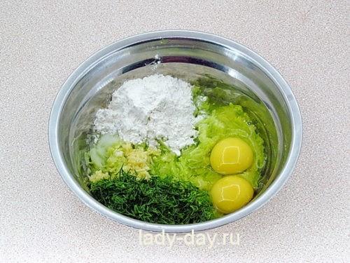 Оладьи из кабачков: рецепты с фото