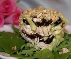 Простые рецепты вкусных салатов