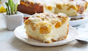 Рецепты фруктовых пирогов