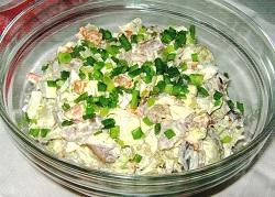 Оригинальные рецепты салатов
