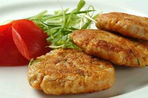 Вкусные рецепты куриных котлет
