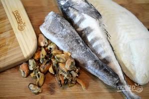 Исландский рыбный суп со сливками - фото шаг 1