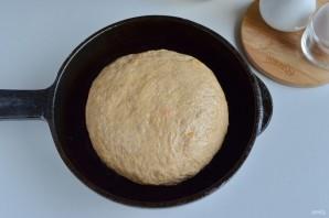Тыквенный хлеб с гречневой мукой - фото шаг 7