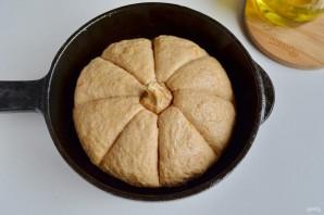 Тыквенный хлеб с гречневой мукой - фото шаг 8
