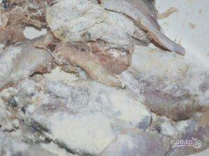 Рыба, жаренная по-русски - фото шаг 3