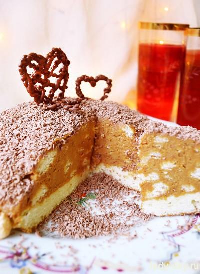 Торт «Пища богов»