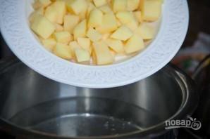 Гречневый суп вегетарианский - фото шаг 5