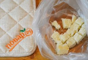 Хлебная запеканка