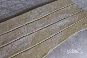 Трубочки с изюминкой - фото шаг 4