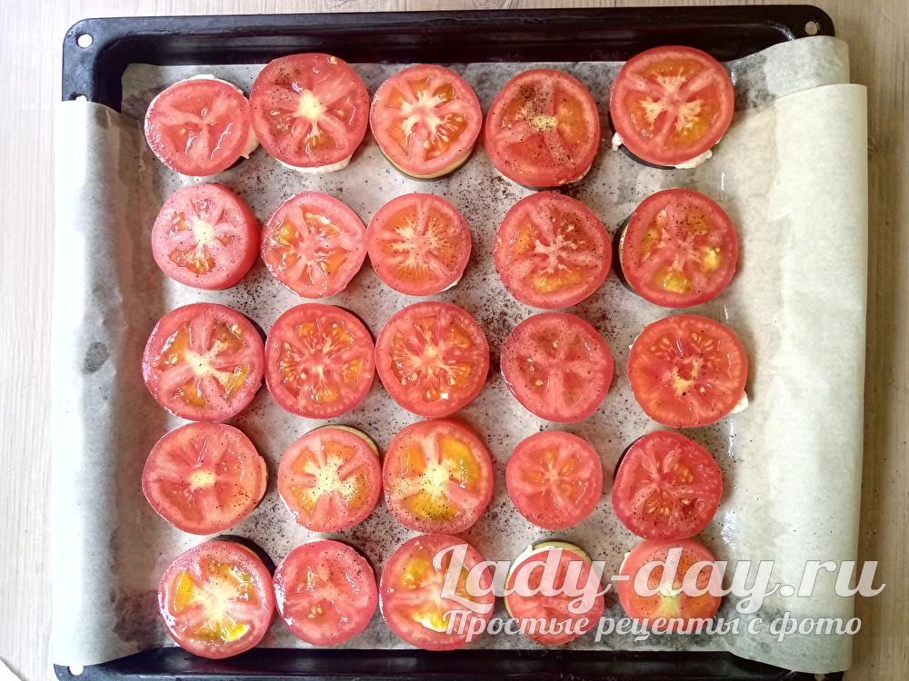 специи на помидорах