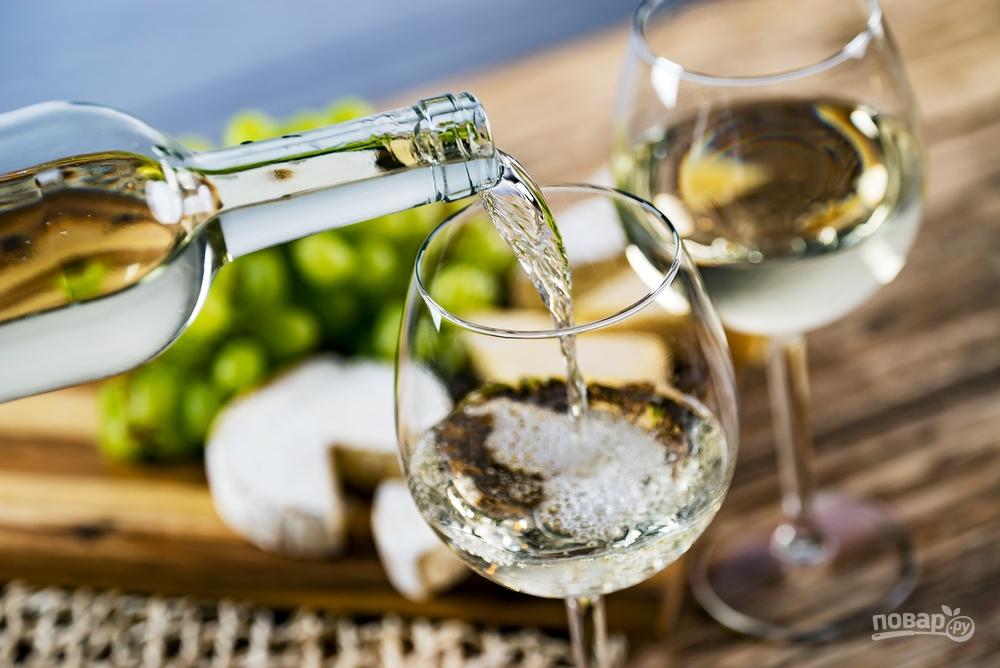 Откупоренное вино можно хранить в холодильнике