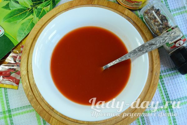 томат паста