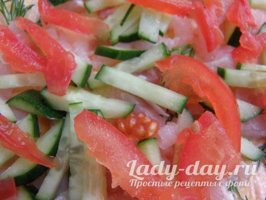 начинка из овощей