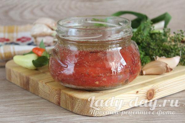 маринад для помидор