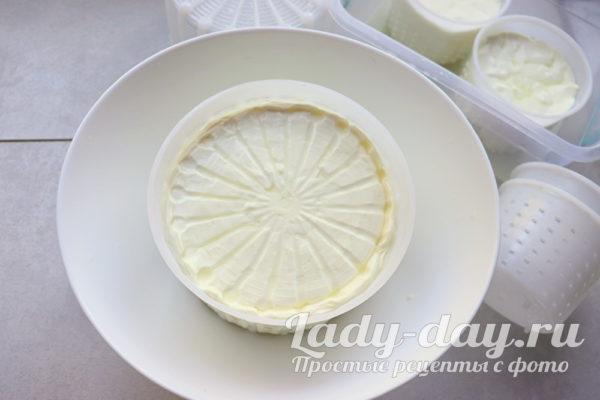 сыр из молока по типу брынзы в домашних условиях