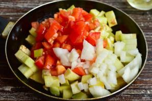 Овощное рагу без уксуса на зиму - фото шаг 4