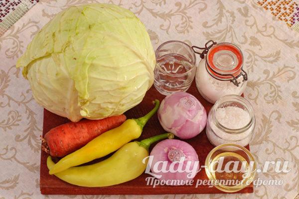 куауста и другие овощи