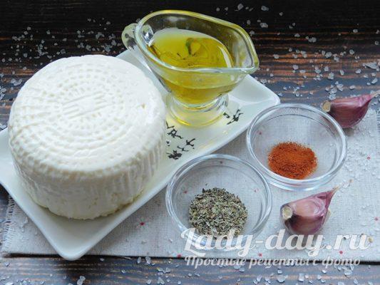 сыр и специи