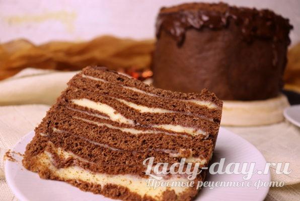 «Спартак» - вкуснейший торт в домашних условиях