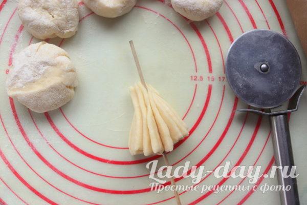 форма печенья