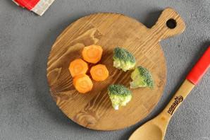 Овощное пюре для грудничка - фото шаг 2