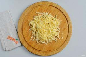 Салат из пекинской капусты с сыром - фото шаг 5