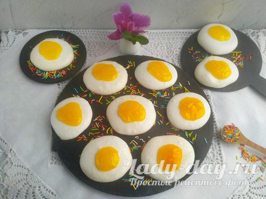 Сладкие яйца для пасхального декора своими руками
