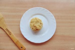 Пирожное с кремом - фото шаг 15