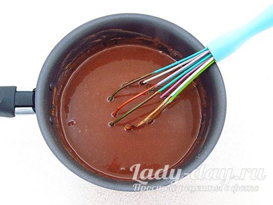 Шоколадный пудинг — вкусный рецепт с какао