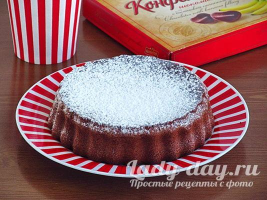 шоколадный пудинг в домашних условиях рецепт