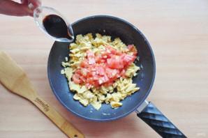 Китайский томатный суп - фото шаг 8
