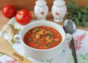 Китайский томатный суп - фото шаг 11