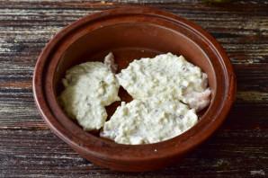 Мясо в ореховом соусе - фото шаг 5