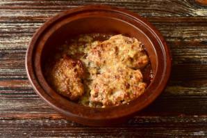 Мясо в ореховом соусе - фото шаг 6