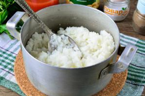 Рис с маринованными грибами - фото шаг 2