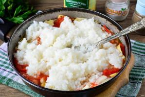 Рис с маринованными грибами - фото шаг 8