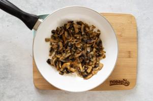 Рисовая каша с грибами - фото шаг 4