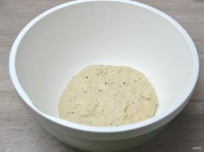 Зерновой багет - фото шаг 6