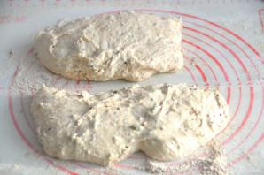 Зерновой багет - фото шаг 8