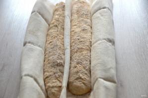 Зерновой багет - фото шаг 12