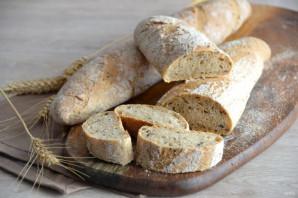 Зерновой багет - фото шаг 15