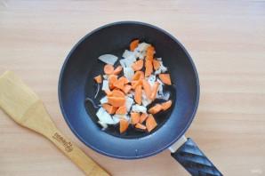 Баклажаны с рисом в мультиварке - фото шаг 2