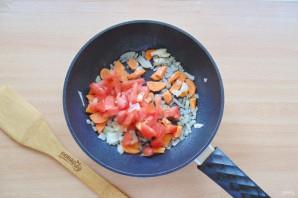 Баклажаны с рисом в мультиварке - фото шаг 3
