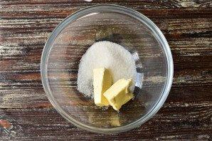 Песочное ванильное печенье - фото шаг 2