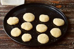 Песочное ванильное печенье - фото шаг 6