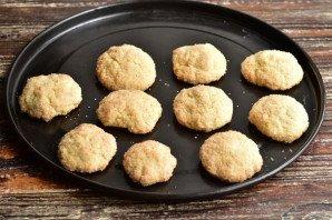 Песочное ванильное печенье - фото шаг 7