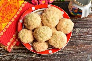 Песочное ванильное печенье - фото шаг 8