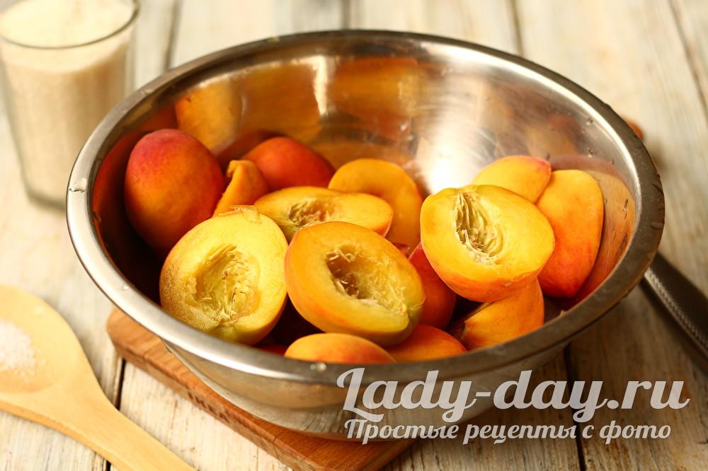 Мой надежный рецепт персикового компота на зиму, без стерилизации и прочих сложностей
